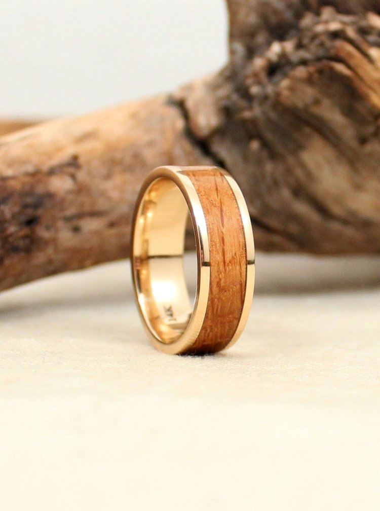 Whiskey Barrel Rings Wedgewood Rings