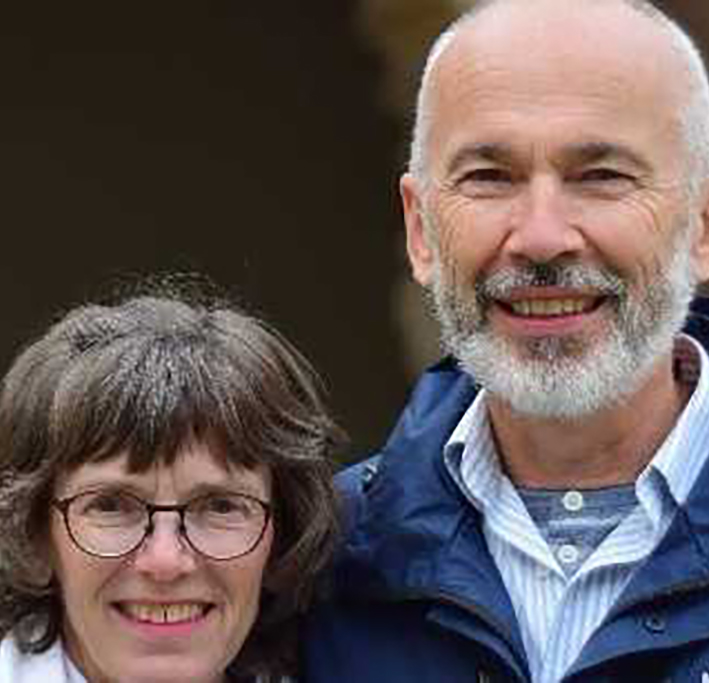 Bob and Karen Toews - Avant Member Care, AsiaAvant Ministries
