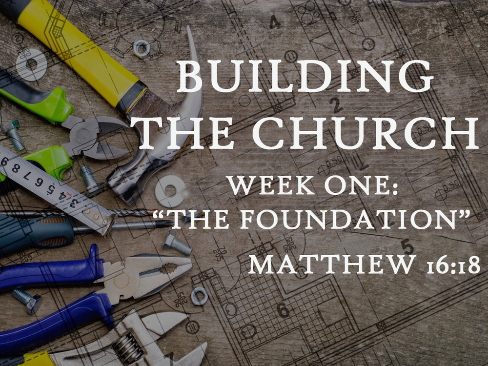 Building the Church -