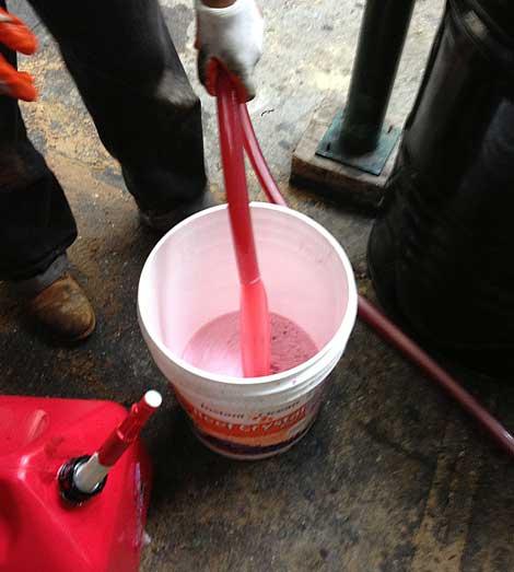 bucket brigade