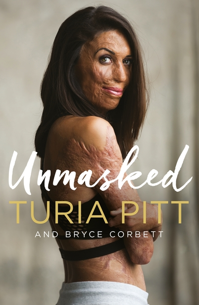 Turia Pitt hair makeup by sandra glynn