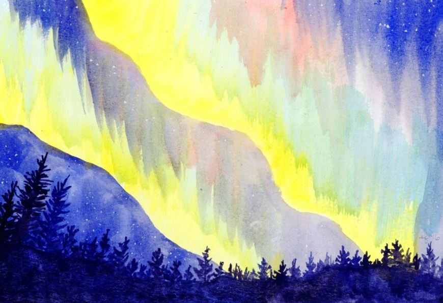 northern lights elisa friesen 2016