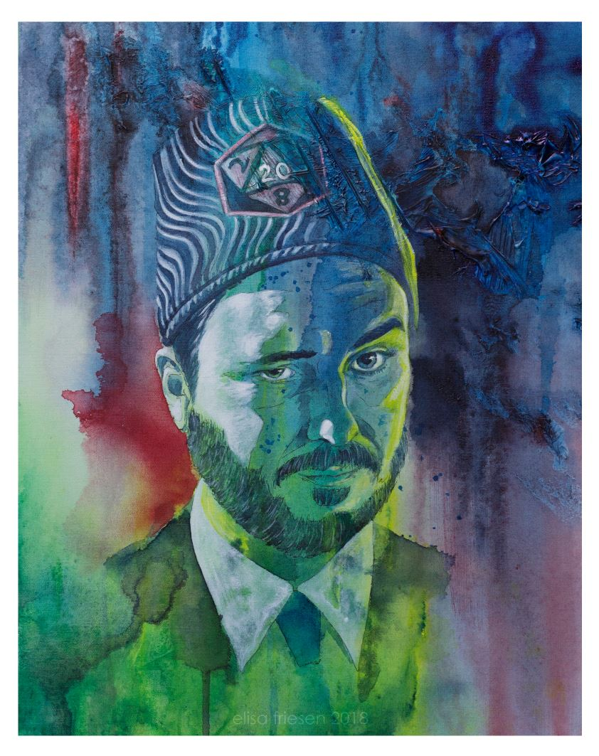 Wil Wheaton - $500.00. Available for purchase at The Costume Shoppe in Calgary.
