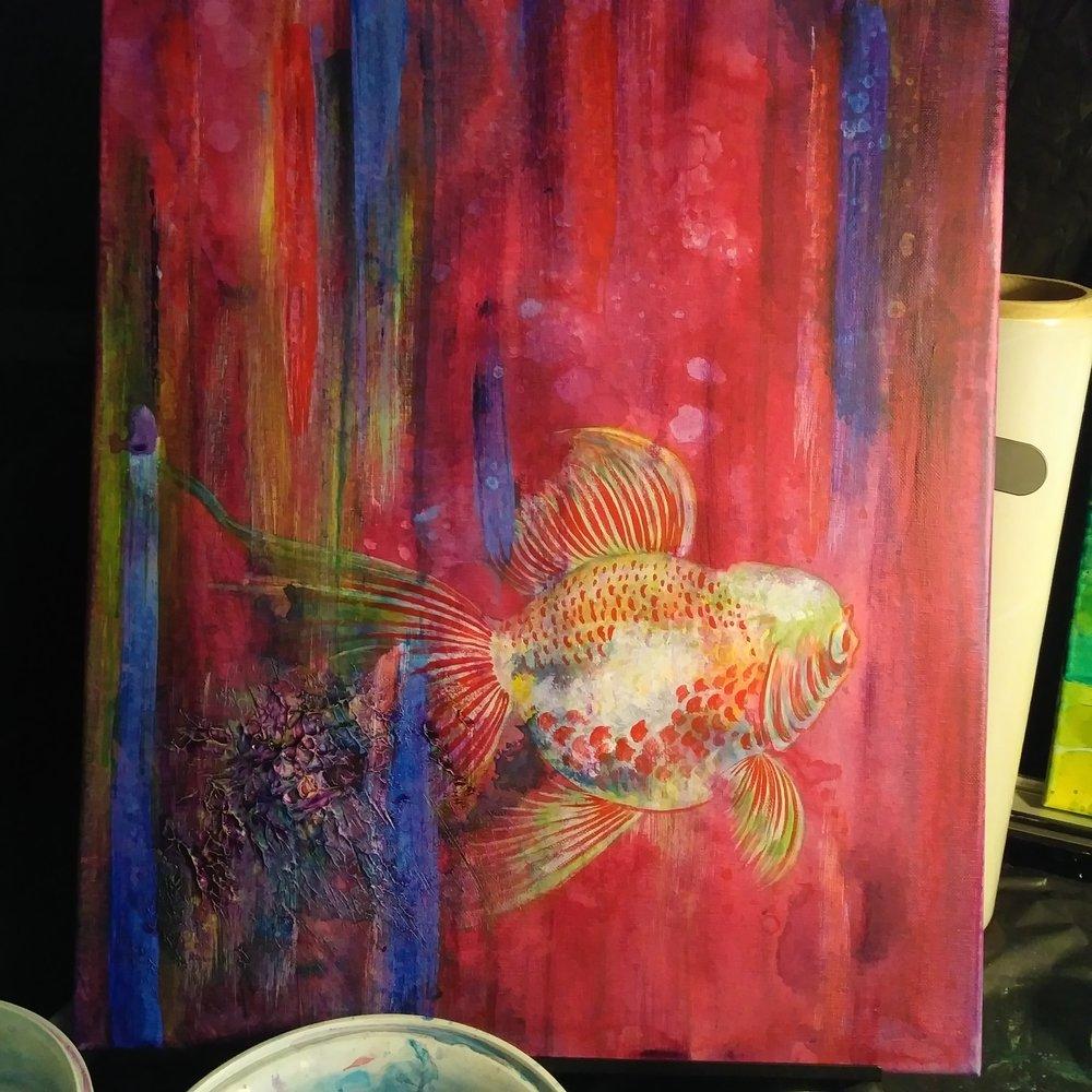 0686 goldfish work in progress elisa friesen 2018.jpg
