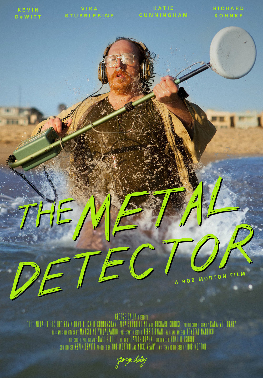 rob morton // the metal detector // short film