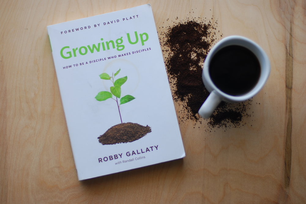 growing up : robby gallaty