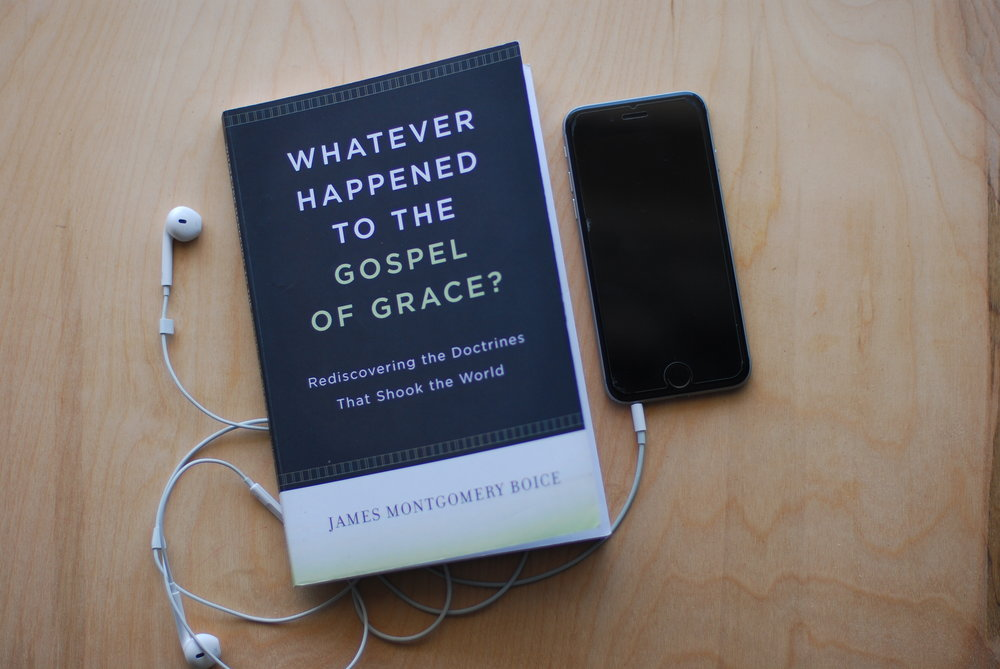 whatever happened to the gospel of grace? : James m. boice