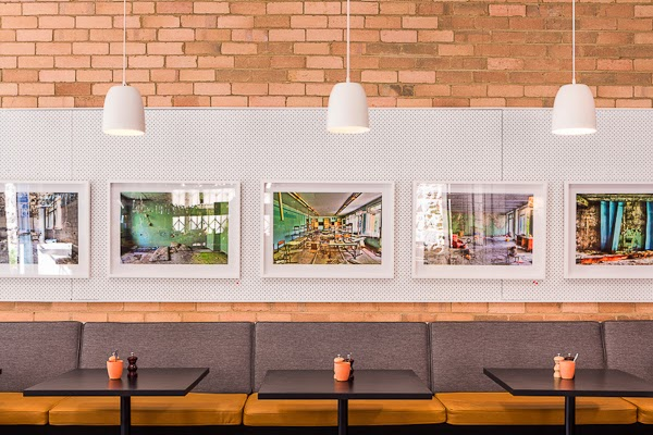 Sarah Anderson Photography South of Johnston cafe interior Collingwood