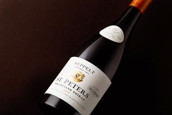 photo of Seppelt Grampians Shiraz for Sage Creative - Photography by Sarah Anderson