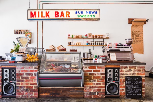 Sarah Anderson Photography Tomboy cafe interior Collingwood