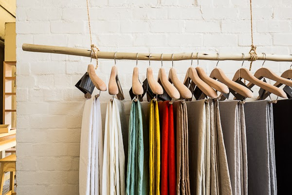 Sarah Anderson Photography clothing store Collingwood