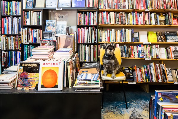 Sarah Anderson Photography Horton Books store interior Collingwood