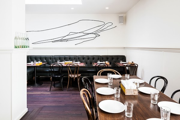 Sarah Anderson Photography Builders Arms Hotel interior Collingwood