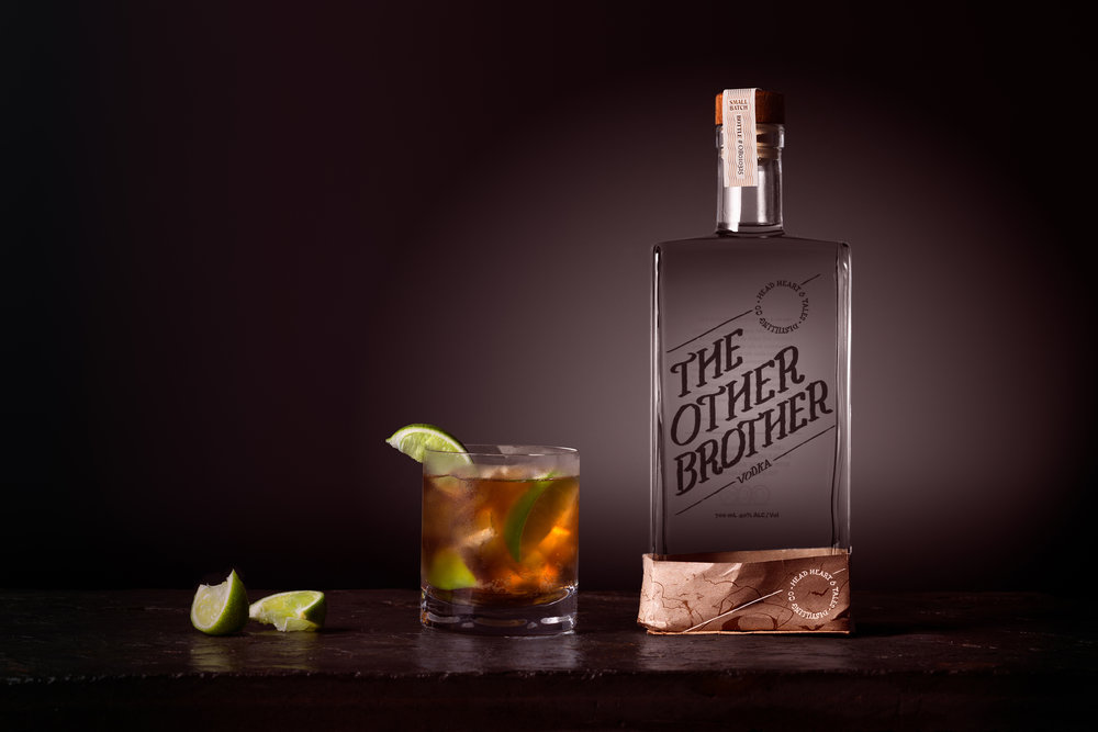 Head Heart and Tales  The Other Brother Vodka Mule