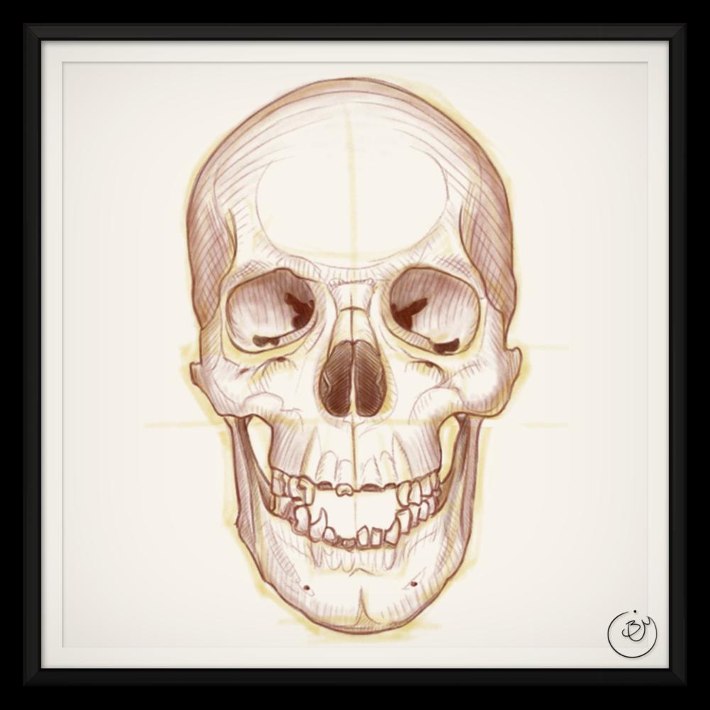 Skull (Digital)