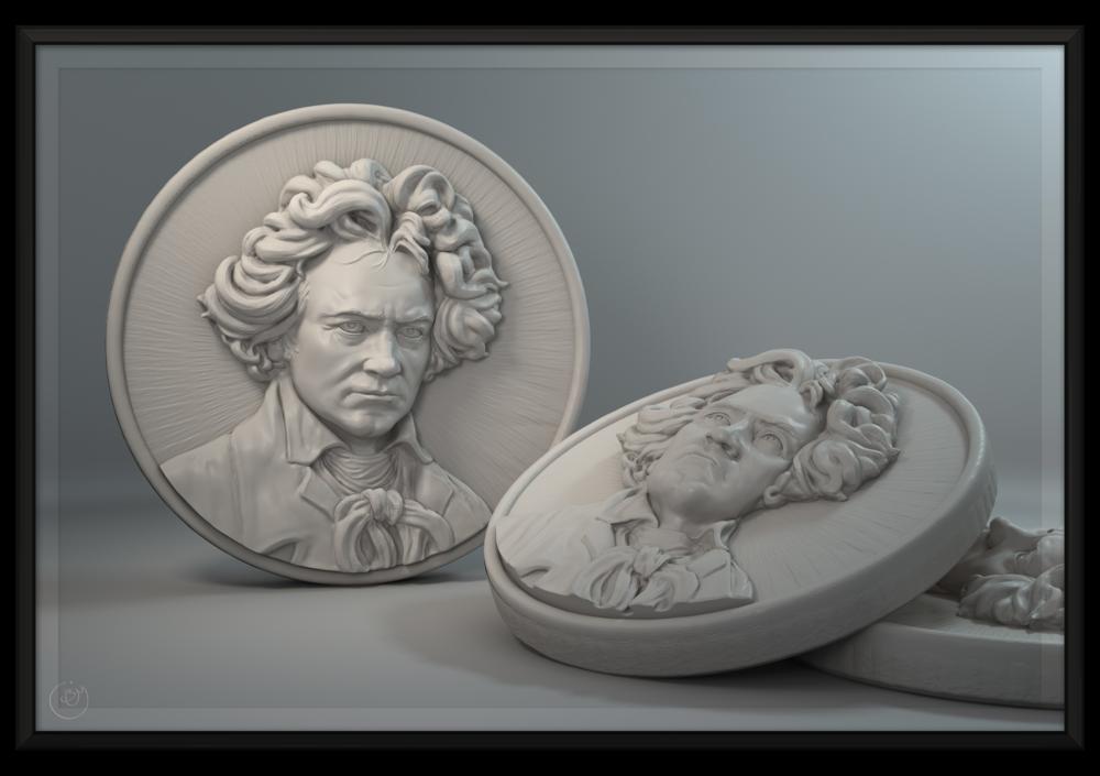 Ludwig Van Beethoven #1