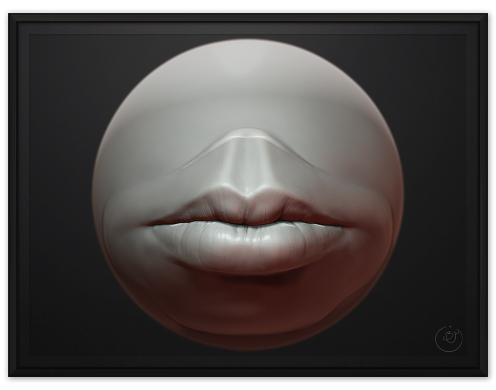 Mouth Study #2