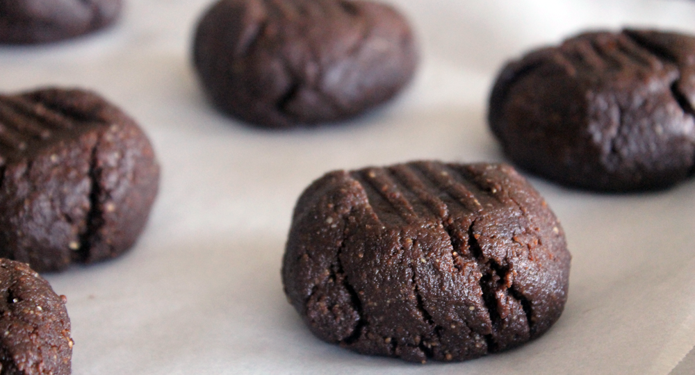 Chewy Cacao Cookies | Ari Eats