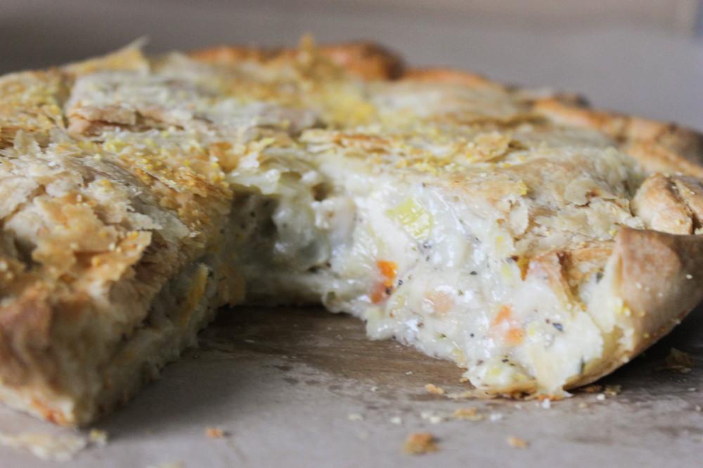 I Love Pies - Free Range Chicken, Leek & Mustard | Ari Eats