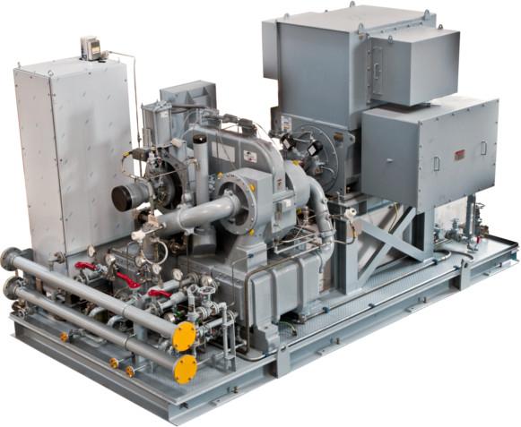 TURBO-AIR Centrifugal Air Compressors
