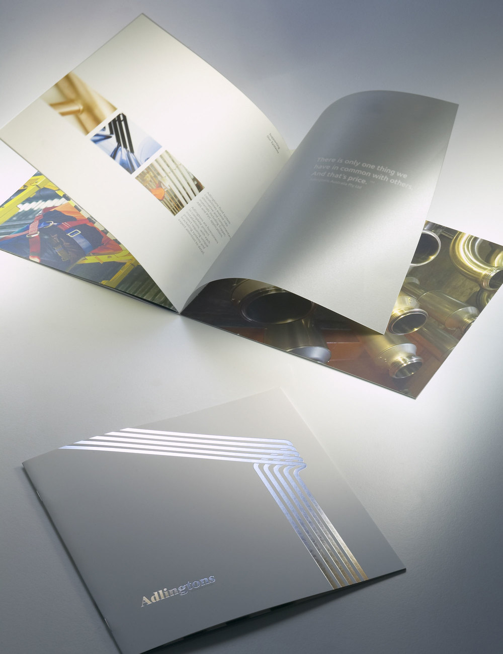 Adlingtons Australia // Sales Brochure