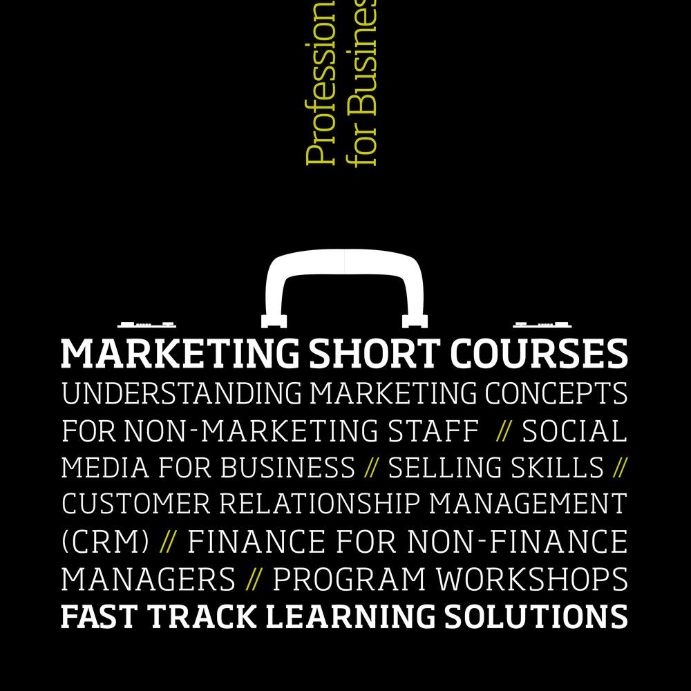 TAFE SA // Marketing Courses Booklet