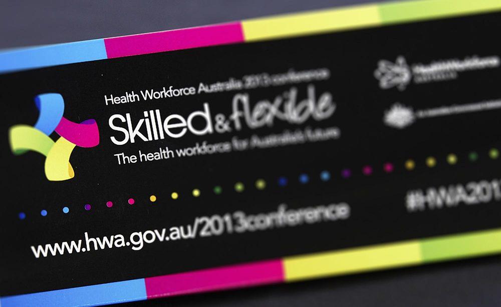 Health Workforce Australia // Event & Conference Design