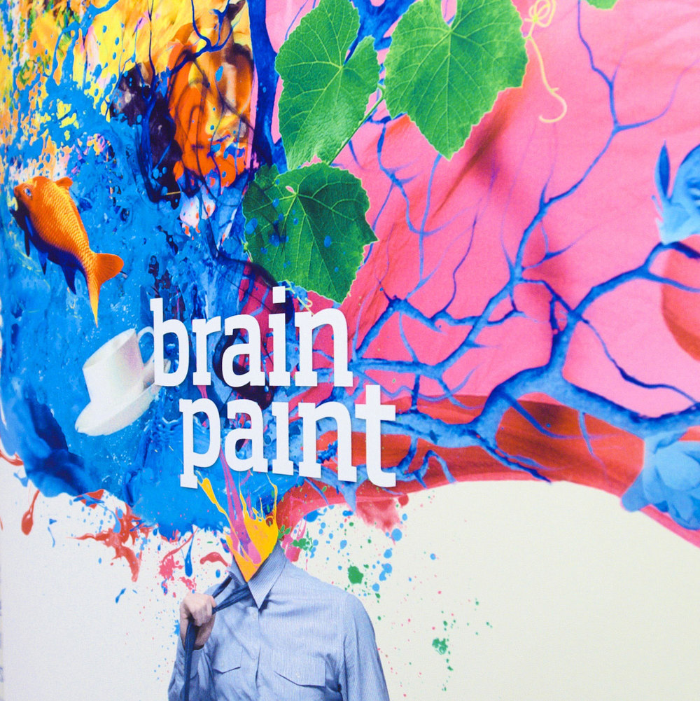 TAFE SA // Brain Paint >