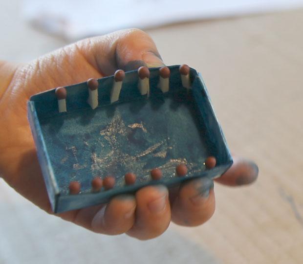 Fingerpuppe basteln 2