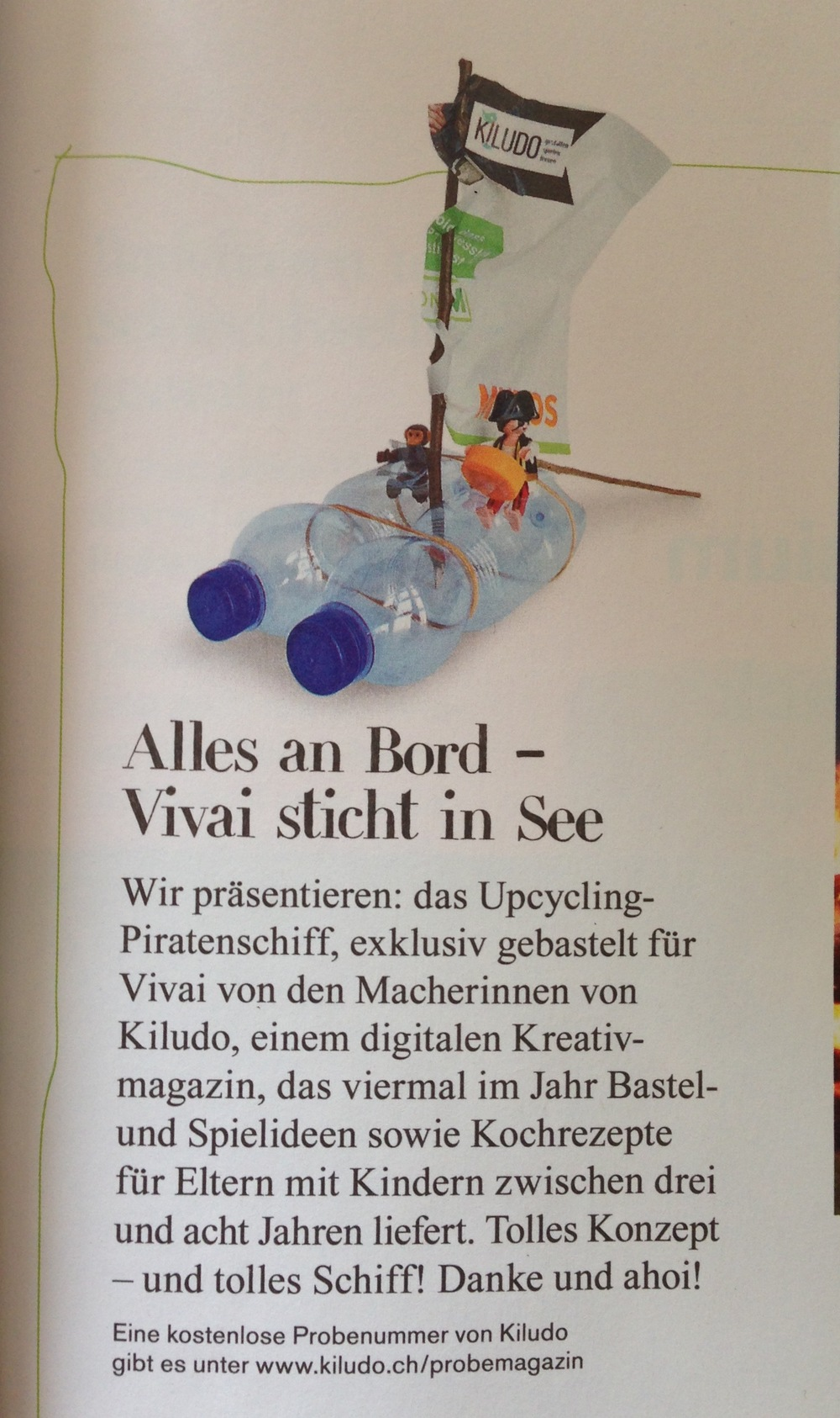 Vivai Migros Magazin