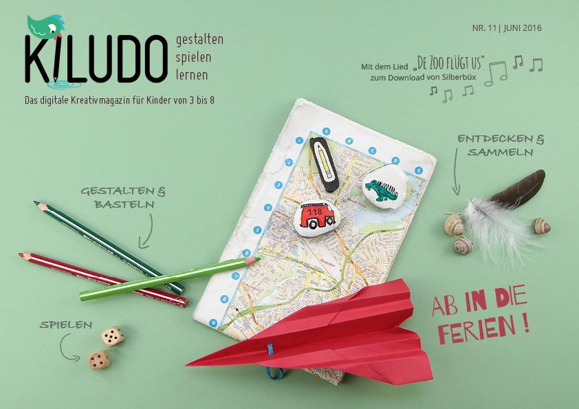Kindermagazin Kiludo