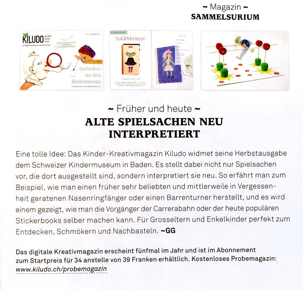Grosseltern Magazin