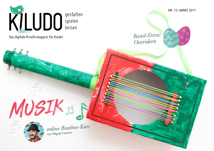 Ruckblick Download Kiludo Kreativmagazin Fur Kinder