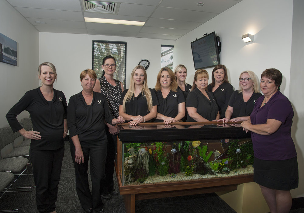 Our dedicated staff