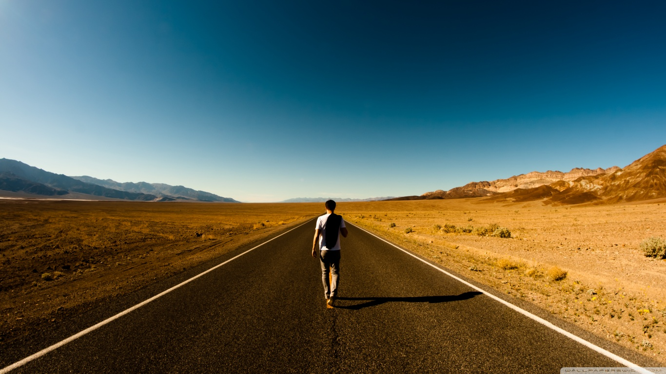 [Image: man_on_the_road-wallpaper-1366x768.jpg]