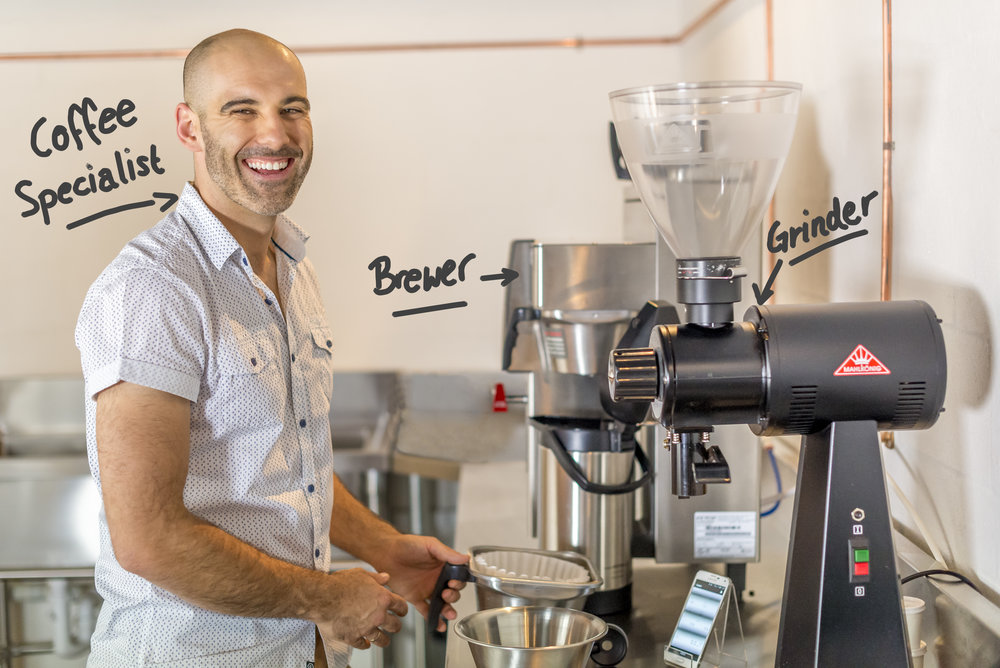 Roasters - We have brewed for many of Melbourne's elite top roasters...You would have heard of them!We're here to brew for you.Do you have a large event and unable to brew so many coffees? Do you have an office customer who needs coffee but an espresso setup s out of the question?