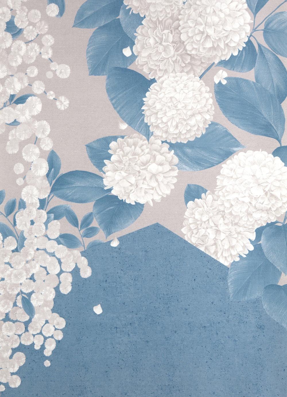 SOTATSU SPRING - PORCELAIN BLUE - SR1801.03