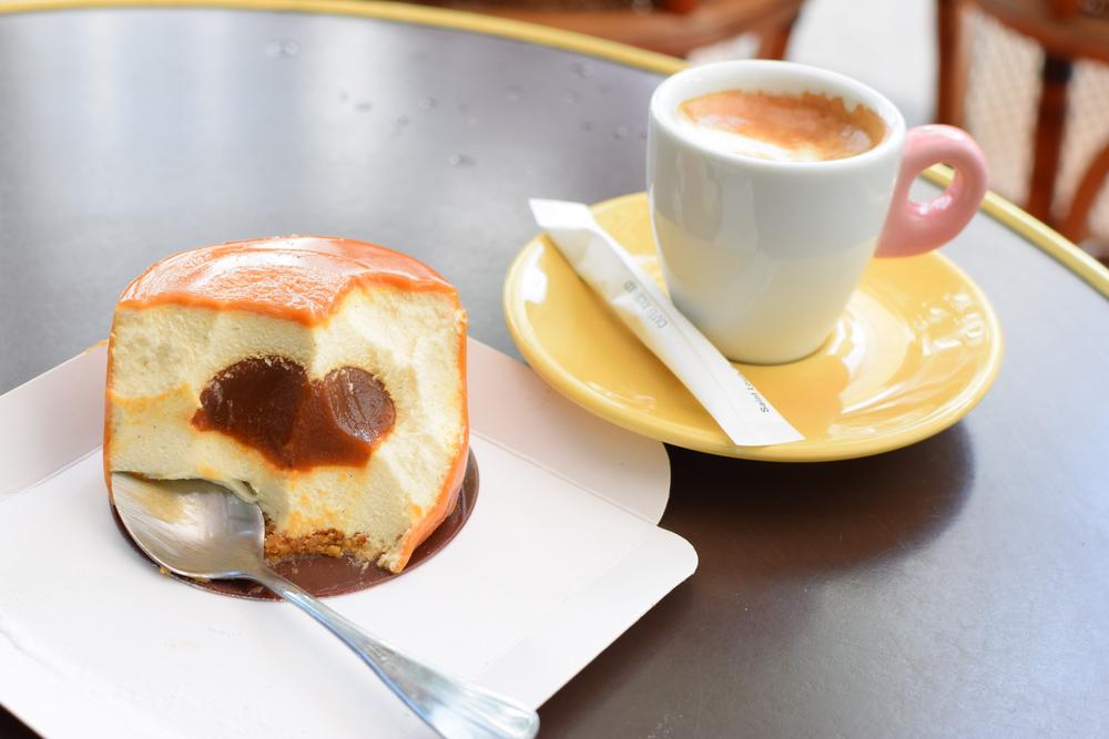 dezert caro caramel, vydařená volba!