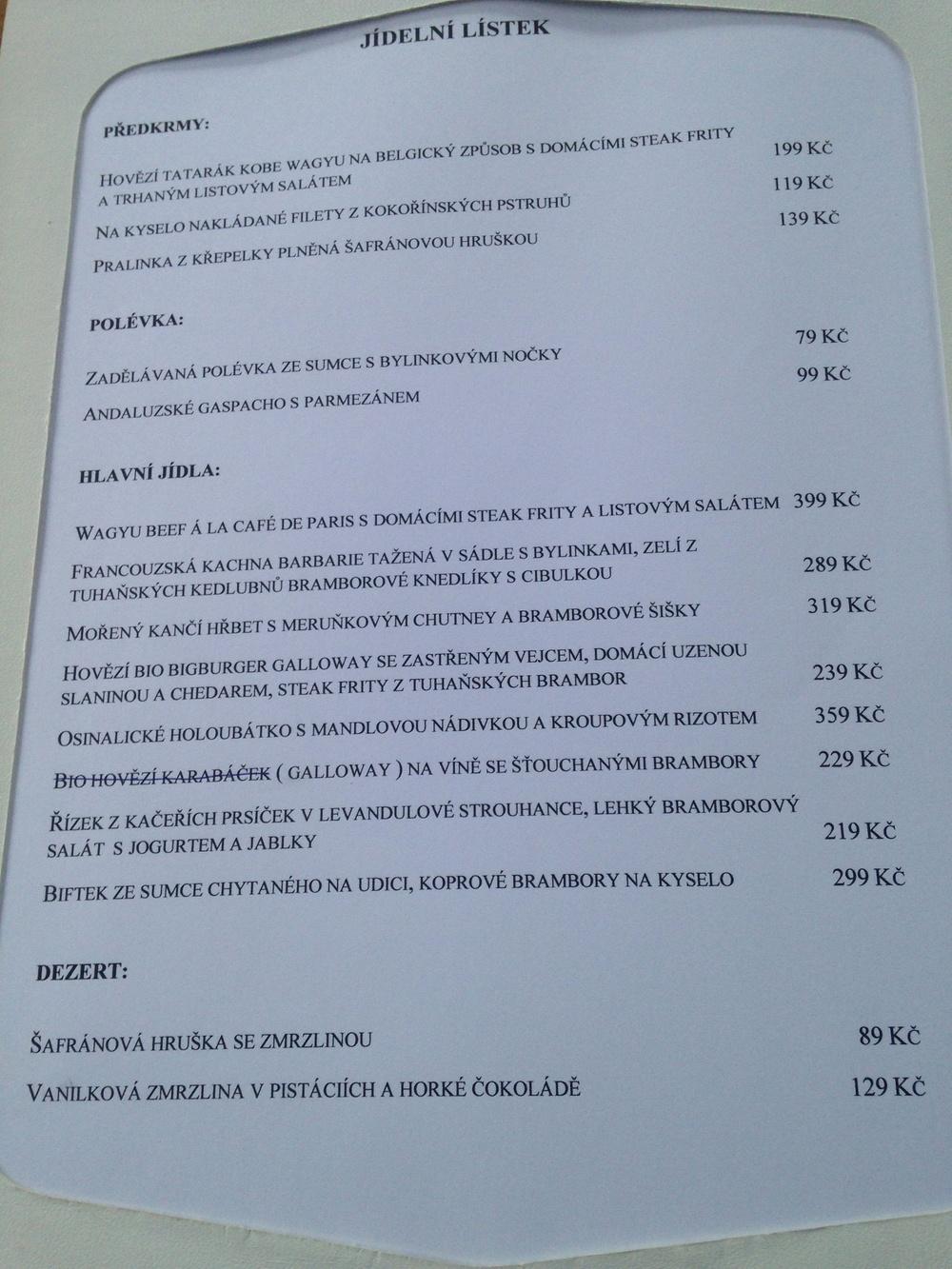 http://www.penzionkokorin.cz/restaurace-a-menu/