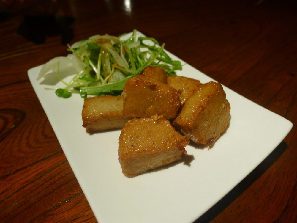 smažené mleté rybí maso