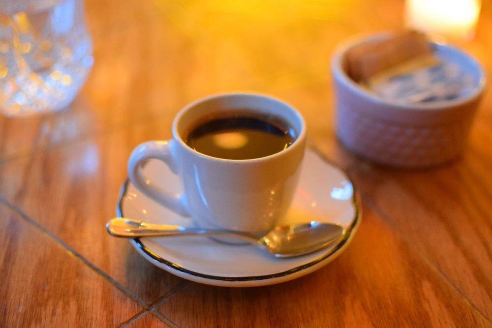 kardamomová libanonská káva