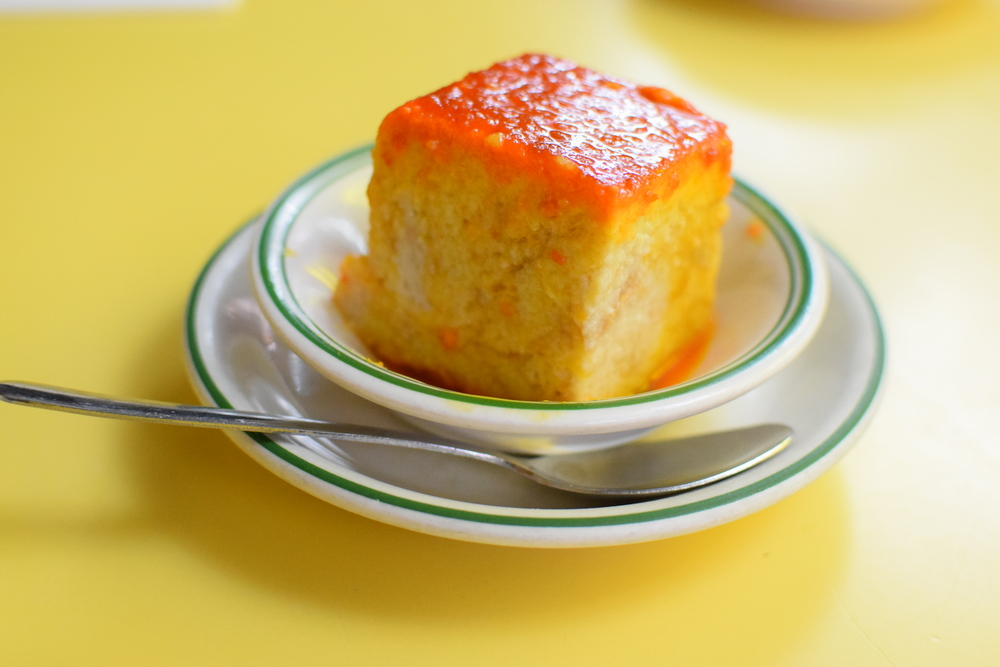 bread cake, aneb výtečný dezert z chlebu