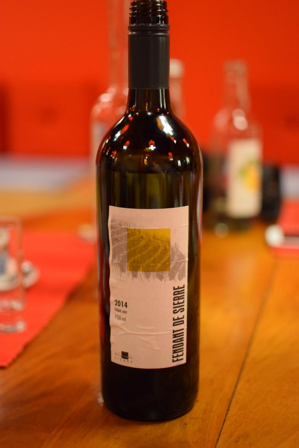 lahodné bílé víno