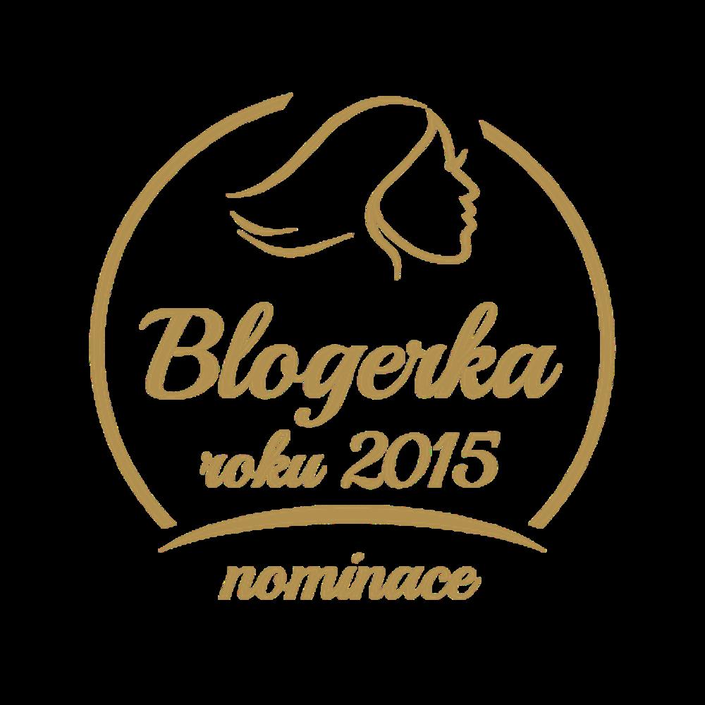 Nyní, tj. říjen 2015, je blog  Spolu u stolu  nominován do soutěže BLOGERKA ROKU 2015.  Hlasovat  a zároveň tím soutěžit o lístky na finálový večer v Karlínském divadle, můžete na: http://www.blogerkaroku.cz/nominovane-blogy/spolu-u-stolu