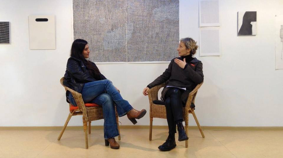 racontre avec Armelle De Sainte Marie (Toulous-Marseille)