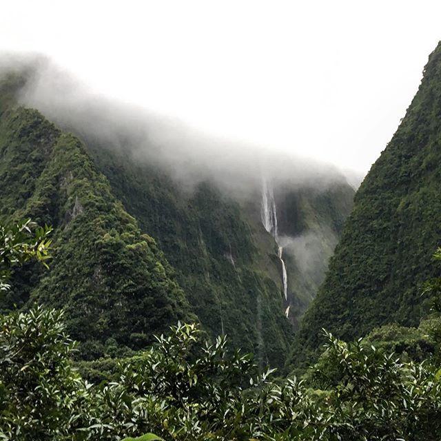 Towards Salazie in the Reunion Island 🇷🇪