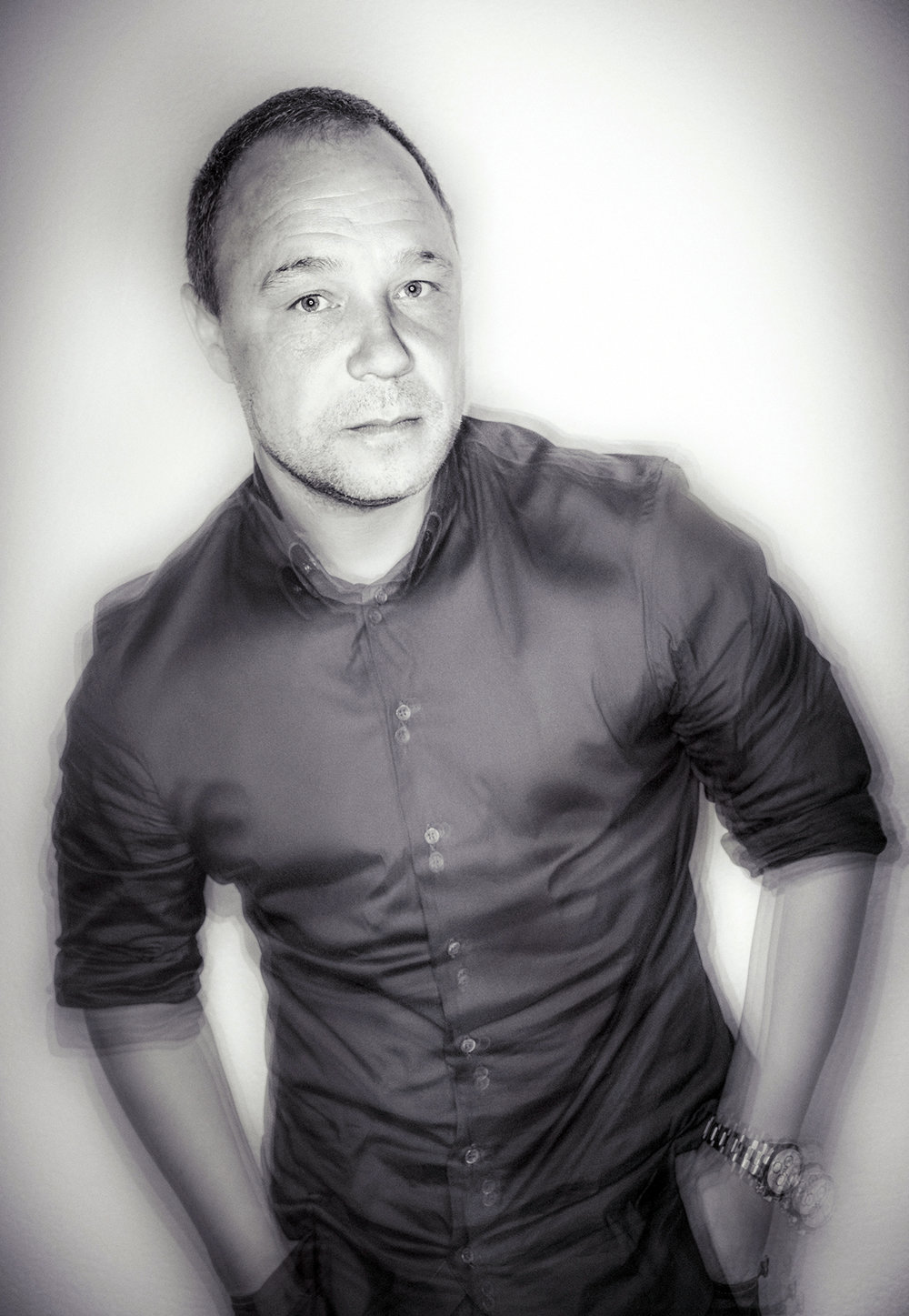 Stephen Graham. Actor