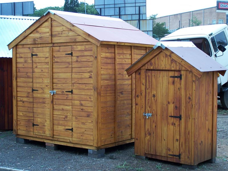 Lovely Medium And Small Garden Sheds