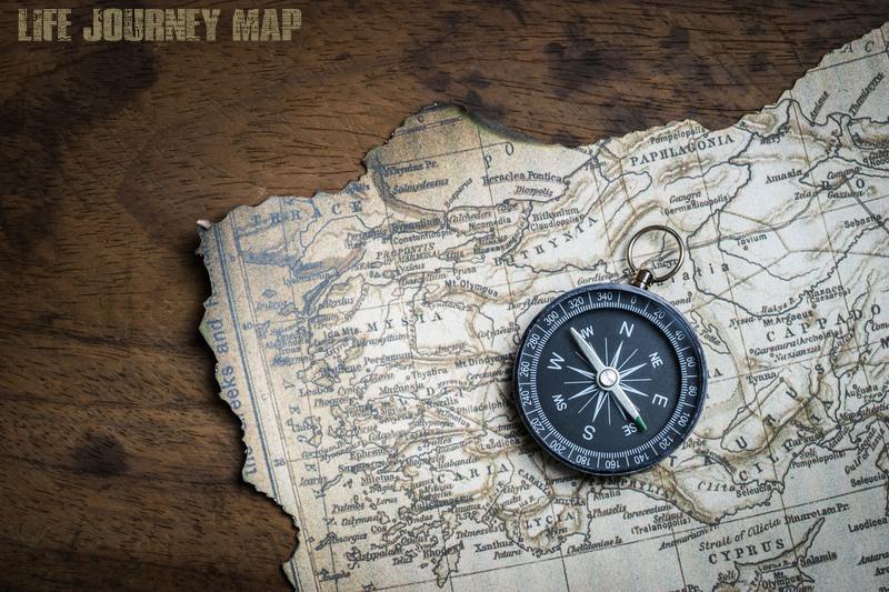 Uw innerlijke kompas wijst altijd naar de juiste richting.