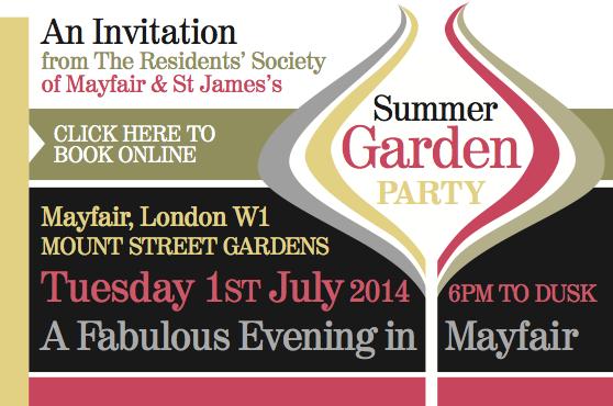 Mayfair Garden Party